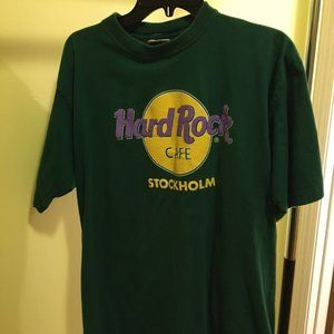 Vintage Hard Rock Cafe T-Shirt Stockholm